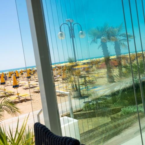 Hotel con Terrazza Bar Jesolo - Hotel Fronte Mare Jesolo